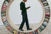 Libros - Books / Imágenes, dibujos, fotos, citas, frases que invitan a leer - Images, Quotes, Photos that stimulates #Reading #Leer #Libros #Books #Librerías #Library #Quotes