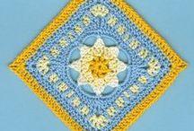 crochet / horgolt minták