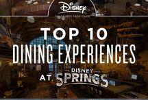 Disney Springs / Disney Springs Dining and Entertainment