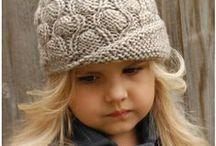 baby knitting, crochet / Baba holmik
