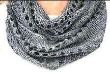 scarf, cowl knit crochet / kötött, horgolt sálak, , stólák,