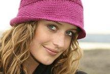 hat knit, crochet / kötött, horgolt sapkák, kalapok