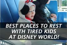 WDW for Small Children