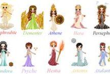 demigods& Greek myths