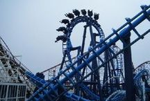 Blackpool Pleasure Beach / The best coasters at Blackpool Pleasure Beach