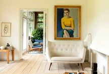ART ON THE WALL / by URBAN HOME DECOR