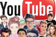 Youtubers / My hobby is basically watching youtubers...