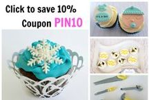 Exclusive Offers! / Check this board often to see new special deals from https://www.etsy.com/shop/LenasCakes