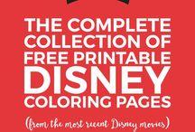 BIG Board of Disney / Perfectly Disney Obsessed
