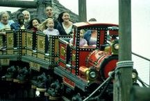 Family Rides / Rides that can be enjoyed by all the family.