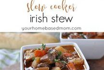 Slow Cooker and One Dish Meals / Slow cooker, crockpot, casseroles, and one pot meals.