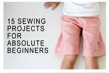 La couture pour débutant