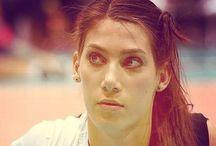 Robin De Kruijf / Volley