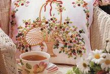 Вышивка / Stumpwork Embroidery