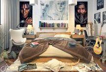 Bedroom / Ideas for my future bedroom