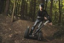 Segway Adventures / All the best ways to enjoy segways in the U.K.