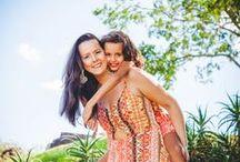 Amor de Mãe e Filha... Amor dobrado! / Editorial da Marca Look Belle especial para o Dia das Mães!