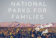 Travel -  US National Parks / Tips and reviews on the many National Parks located in the United States.