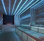 Saunan valaistus - sauna lighting - saunologia.fi