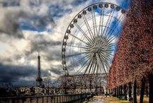 Cities: Paris / by cat