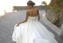 That white dress / Beautiful gowns  / by Rosalyn White