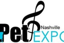 Nashville trip / We're going to the Nashville Pet Expo this summer!