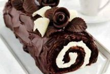 Świat ciast i tortów. World cakes / Z miłością jest jak ze słodyczami, gdy raz zasmakujesz nigdy nie masz dosyć :D / by Monika Próchnicka