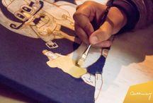 Moments of creativity / Gusto Robusto's history by pics