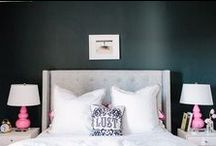The Bedroom / Some captures of our lighting fixtures used in bedrooms, for inspiration.