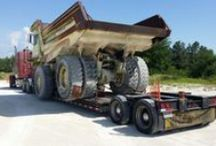 Oversized Loads / Transporting Oversized loads