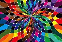 Colour / Colour wheel