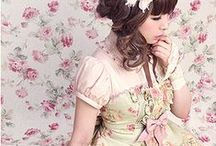 Fashion: Lolita / ...only some Lolita styles I like / by Netty Cosplay
