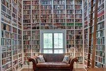 Librerie ◕‿◕ / E chi non la vorrebbe una libreria così?