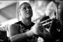 Ronda Rousey / The Reigning! Defending! Undisputed! UFC Women's Bantamweight Champion Of The World