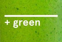 Soylent + green