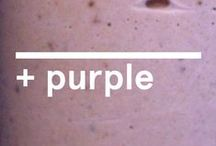 Soylent + purple