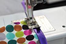 DIY op de naaimachine
