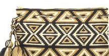 TAPESTRY, Mochilas Wayuu patterns