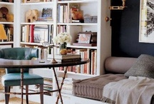 Small Bedrooms / Small bedrooms can be a challenge. Think about using vertical space and combining colors and textures to create visual interest.  |  www.cdgdesign.com