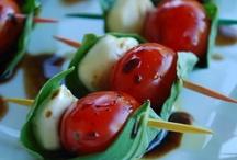 Food Ideas / by Krista Estvold