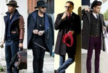 I heart Men's fashion / Because Men care about fashion too! / by Project L.A. Style