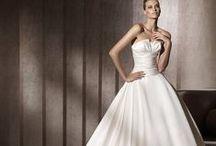 THE dress!! / dreamy wedding dresses