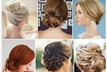 THE hair ;) / cute (wedding) hairstyles