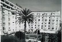 The Hotel Majestic Barrière throughout years..