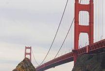 Golden Gate Bridge Pics / by Su Stafford
