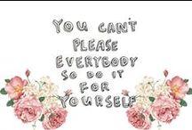 for Tea M. / Motivational quotes for a dear friend :)