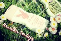 Kampania balsamów do ciała PLAYBOY / Pachnąca kampania od Streetcom :)