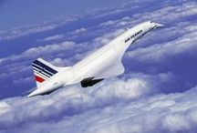 Concorde / This is the second coolest plane ever