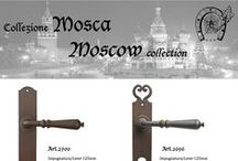 """Moscow"" Collection - Traditional Hardware / ""Moscow"" Colllection range of traditional hardware products from Galbusera. A collection of door and window furniture finished in 13 different finishes to suit both traditional and contemporary style homes. Hand crafted in Italy."