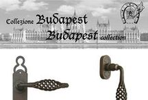 """Budapest"" Collection - Traditional Hardware / ""Budapest"" Colllection range of traditional hardware products from Galbusera. A collection of door and window furniture finished in 13 different finishes to suit both traditional and contemporary style homes. Hand crafted in Italy."